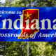 Welcome to Indiana State Signpost