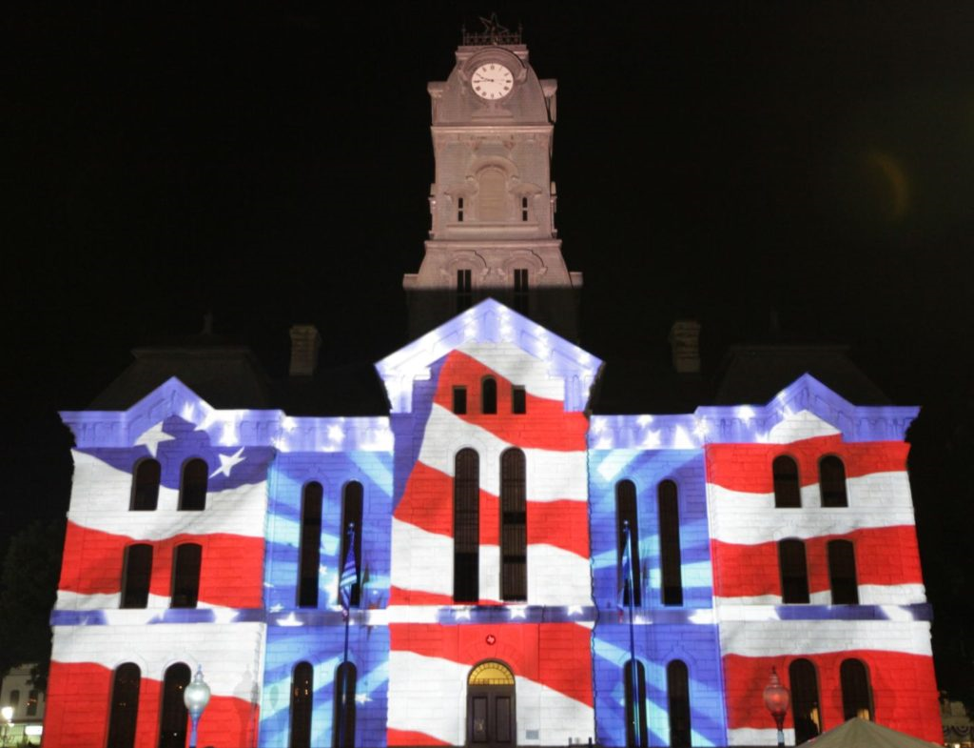 How is Projection Mapping important for Corporate Events in Dallas?