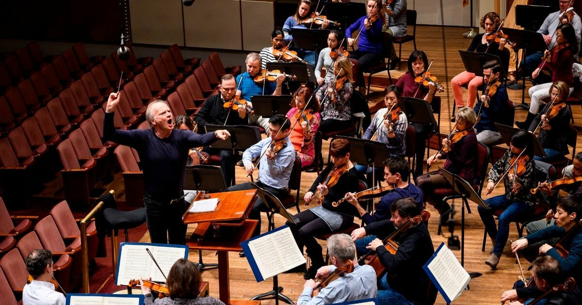 The JFK Arts Center Dems has worked too hard to avoid paying for the National Orchestra: