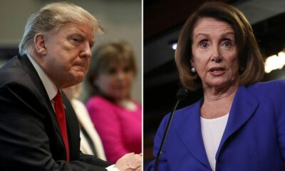 Trump's Trying To 'Take Over' San Francisco Slum From 'Sick Dog' Pelosi Following Her Coronavirus Attack