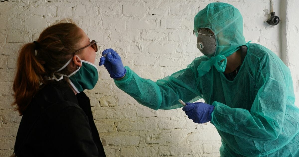 German Study: Coronavirus Mortality Rate May Be Five Times Lower Than Reported