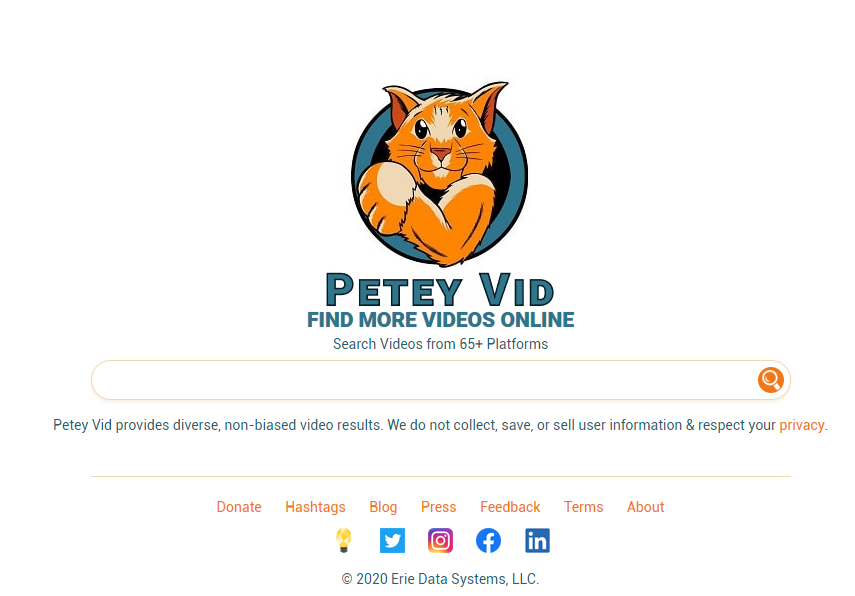 Petey Vid: Youtube, FB Alternative to Find Latest Video News About Covid-19 Crisis