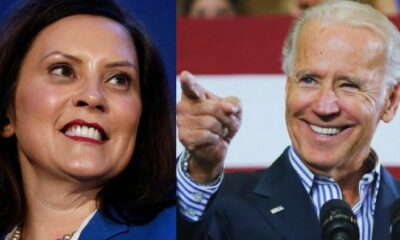 Gov. Whitmer on Biden Rape Allegation: Not Every Claim of Sexual Assault Is Equal