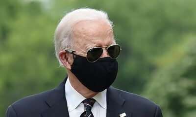 Joe Biden first shows up in Well Over Two Months