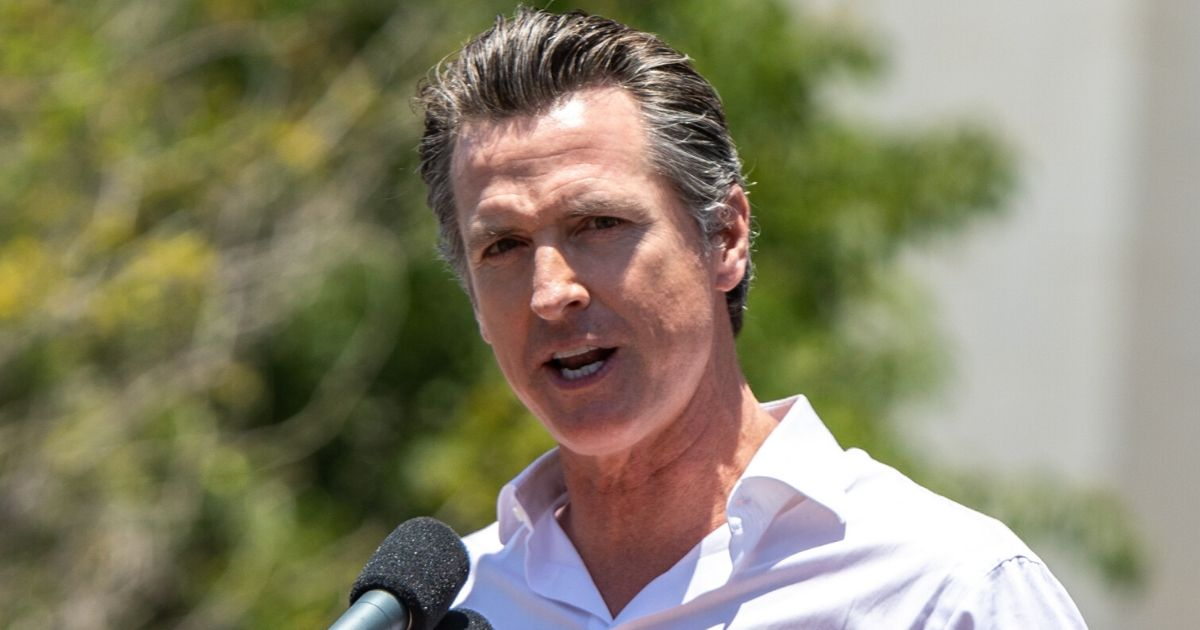 Calling e mail-in votes in 'The Republican Parties Accuse Gavin Newsom'