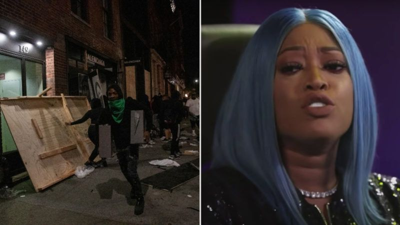 1591298272 950 Rapper Trina Blasted For Calling Looting Protesters 'Animals That Escaped