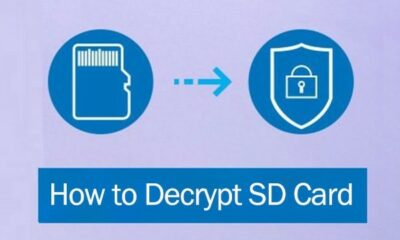 How to Protect Your SD Card and Decrypt SD Card