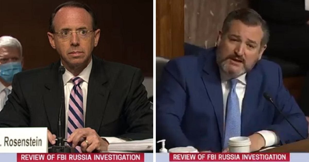 Like rabbit, Rosenstein is systematically tearing him away during the hearing of the Senate