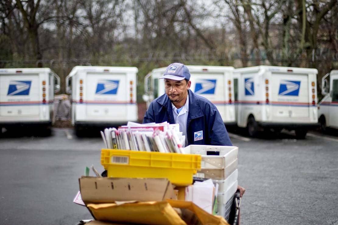 The Obama-Biden Government removed thousands of USPS Collection Boxes FLASHBACK