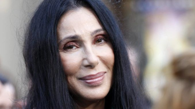 Cher Hopes The 'Ground Opens' under Trump and That' 'We'