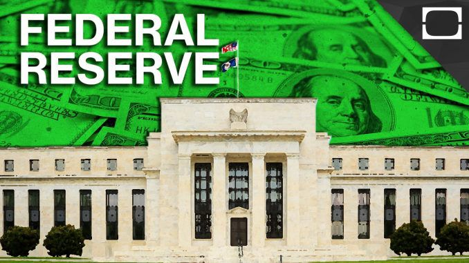 One month in two centuries Federal Reserve Just Printed More Money