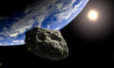 NASA Claims 3 Inbound Asteroids This month has already been found