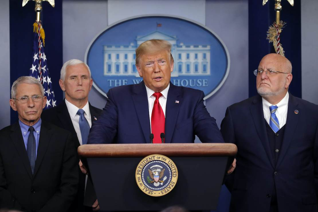 Trump to reveal 'Breakthrough' treatment for COVID-19