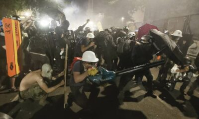 Imagine 'Antifa Ballot Harvesters.' It's not difficult to do.