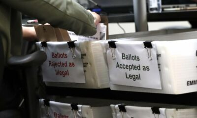 Michigan refuses 846 Dead Voters mail-in ballots