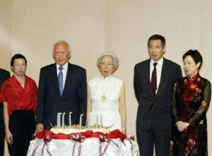 Lee Hsien Loong Family