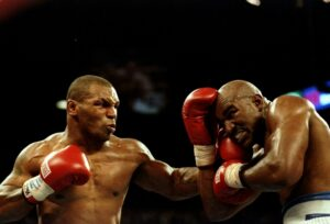 Mike Tyson Boxing Style