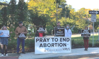 40 Days of Life Pro-Life Prayer Movement Saved 388 Babies From Abortion So Far