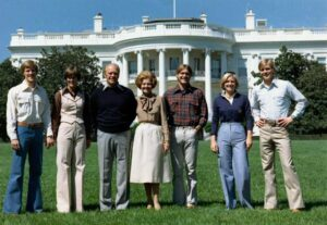 Gerald Ford family