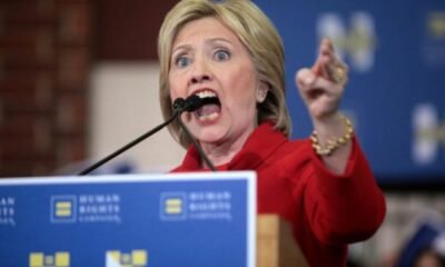 Hillary Clinton RAGES: I have been BORN to be President Ya'll