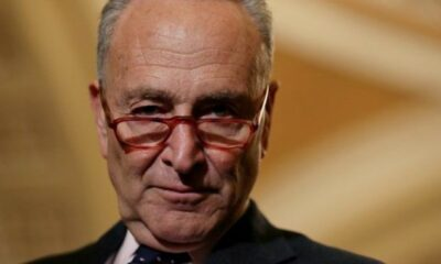 Chuck Schumer begs the FBI Director of IGNORE Major Hunter Biden Scandal