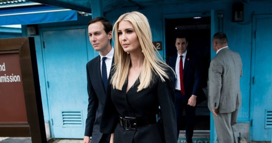Ivanka, Jared Threaten Lawsuit Over Billboards Paid For By Anti-Trump Republicans