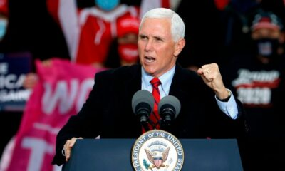 5 People Similar to VP Pence Test Positive to COVID