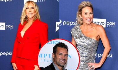"""Shades of Braunwyn with Housewives Curse Remarks, former RHOC Star Closes on NC Home. """"Issues"""" with Housewives Curse Statement."""
