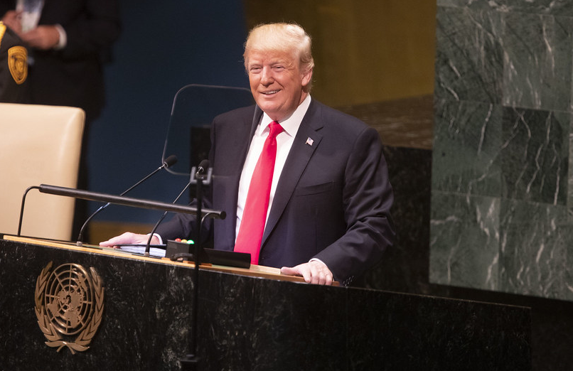 Trump is leading scores of nations to stand up against pro-abortion extremists in the United Nations
