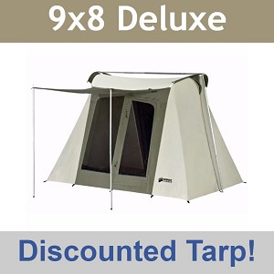 canvas tents for camping
