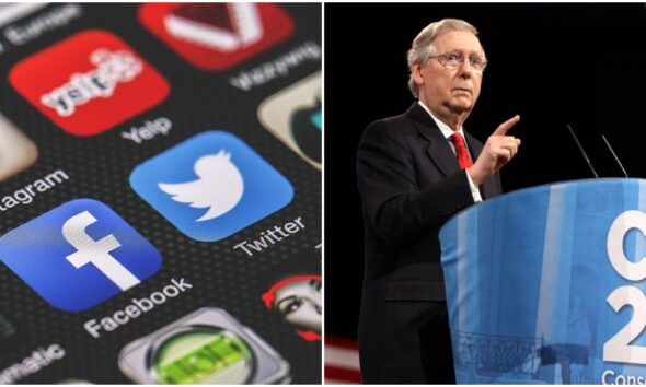 50 GOP Youth Organizations call on the Republican Senate to take action against the Big Tech