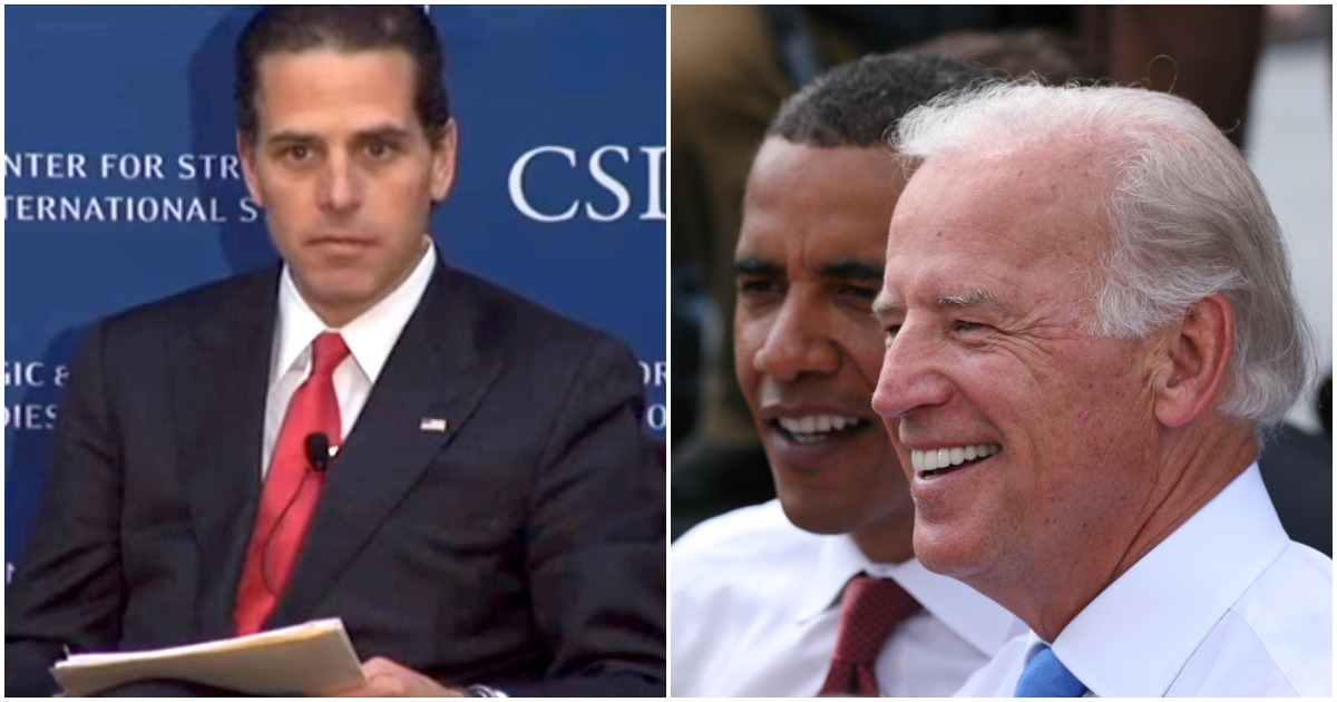 'NEPOTISM': Bidens Lobbied To Get Obama Admin Posts To Business Partners, Family Members
