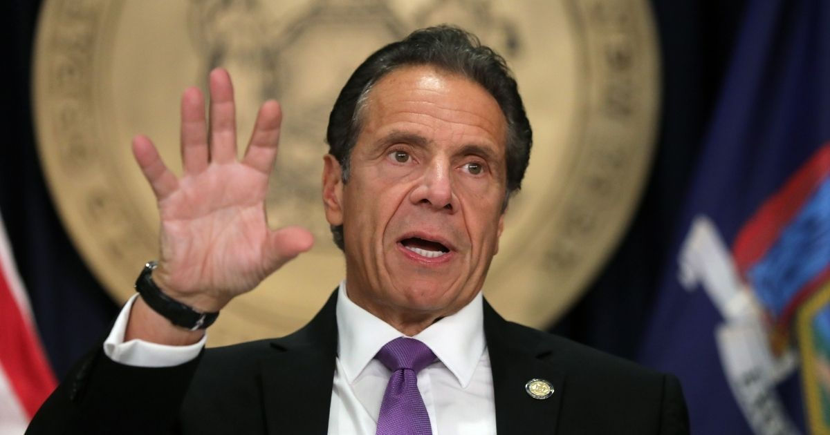 NY Gov. Cuomo Cracking Down at Family Celebrations Just 2 Weeks Before Thanksgiving