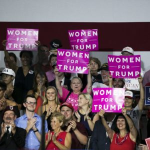 TEEN VOGUE: 'White Women Have to Respond to Back the Republican Candidate Again'