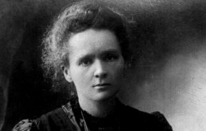 Marie Curie. 1