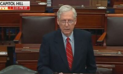 VIDEO: McConnell Would Not Recognize Biden As Victor, claims Trump 'Is 100 Percent Within His Rights' To Litigate Findings