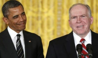 "Obama's CIA Boss Urges Coup Against President Trump So He's Not ""Declassifying Anything"""