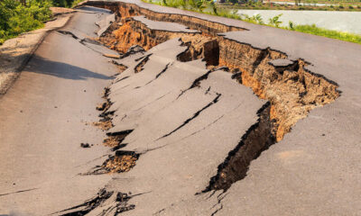 Southern California Struck By Three Earthquakes One Day