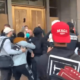 VIDEO: Fight Breaks Outside the Trump Hotel in D.C. After the March Million MAGA