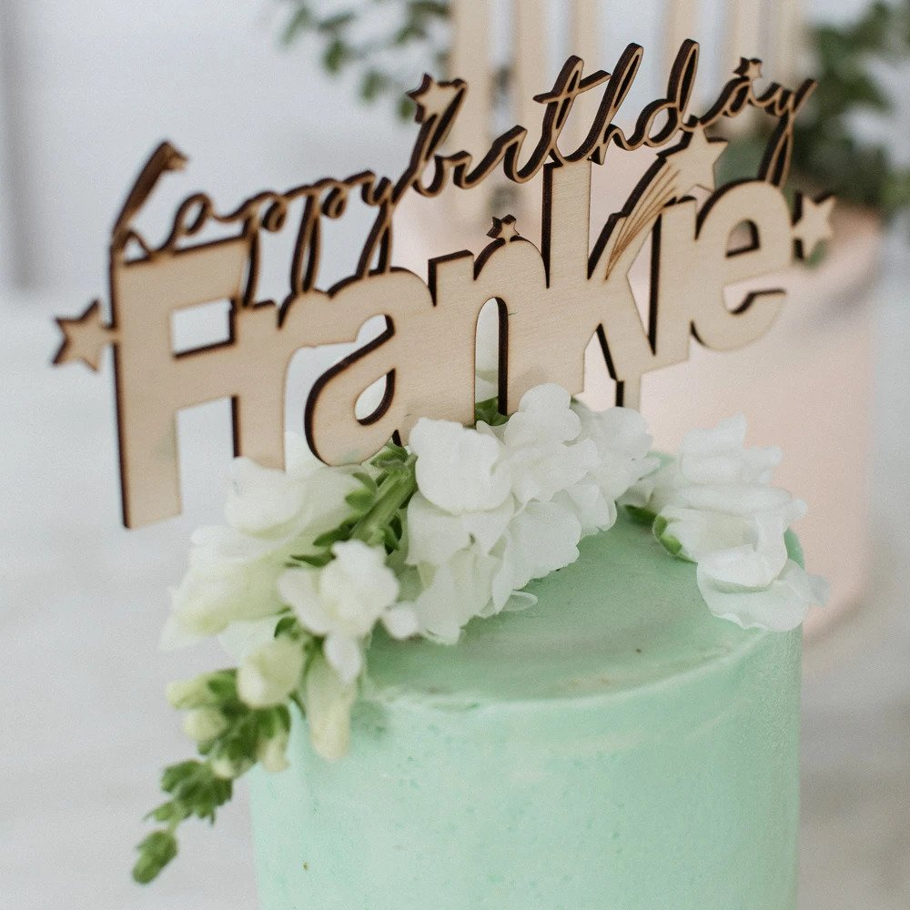 Cake Toppers for Your Cake Decorations