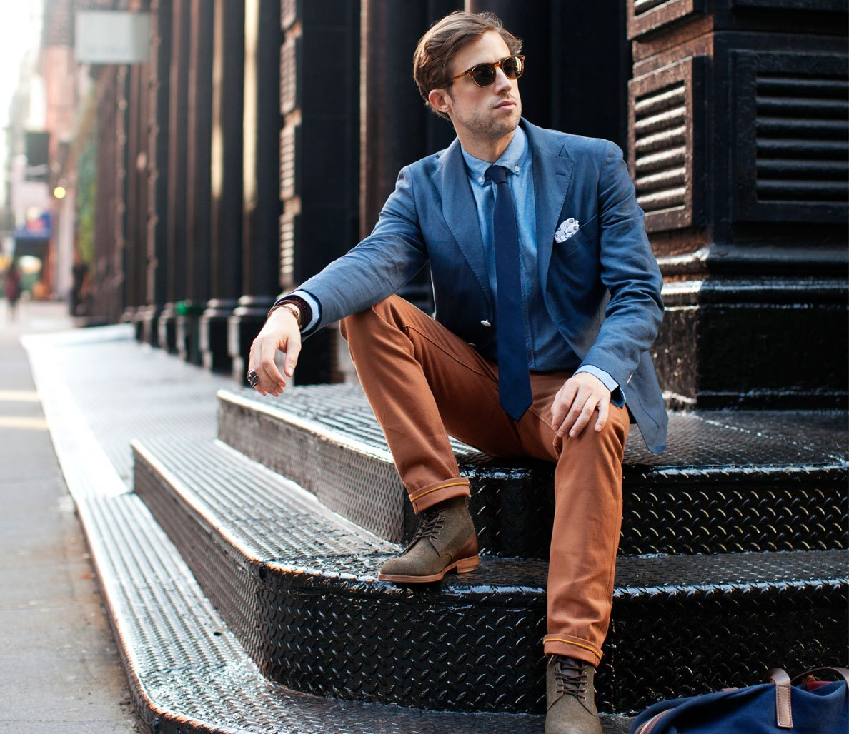 How to flaunt your style to look sharp
