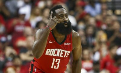 James Harden's mysterious Instagram storey left NBA fans really puzzled in the midst of a business chat.