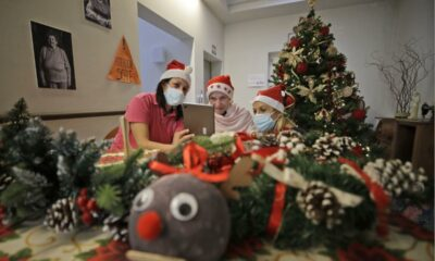 A season of terror, not cheer, as Christmas changes with the virus