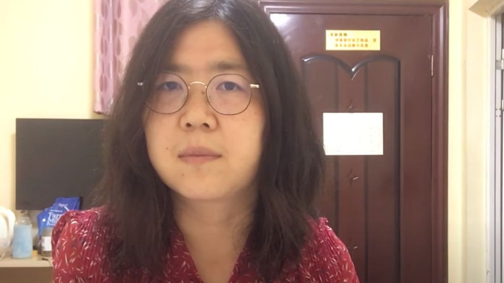 Chinese reporter who has reported an outbreak of Wuhan coronavirus imprisoned for 4 years