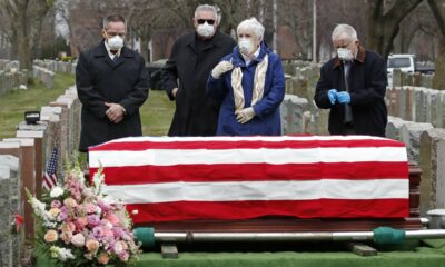 Top 3 million U.S. deaths in 2020, by far the most ever counted