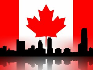 Canada is among the nations putting a temporary ban on travel from the United Kingdom.