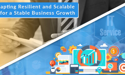 Adapting Resilient and Scalable IT for a Stable Business Growth