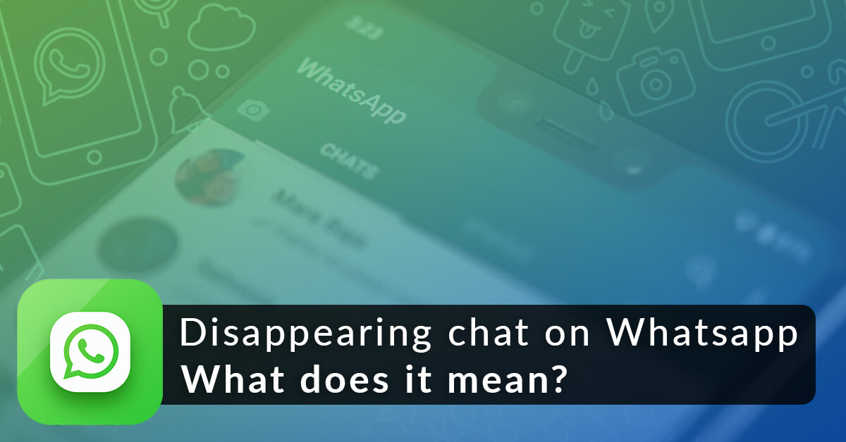 Disappearing-chat-on-Whatsapp