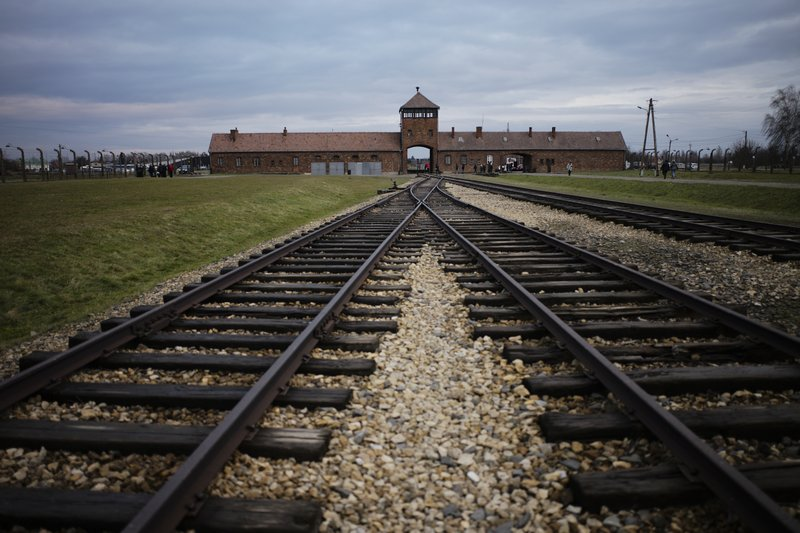 Auschwitz refugees mark their online anniversary in the midst of a pandemic