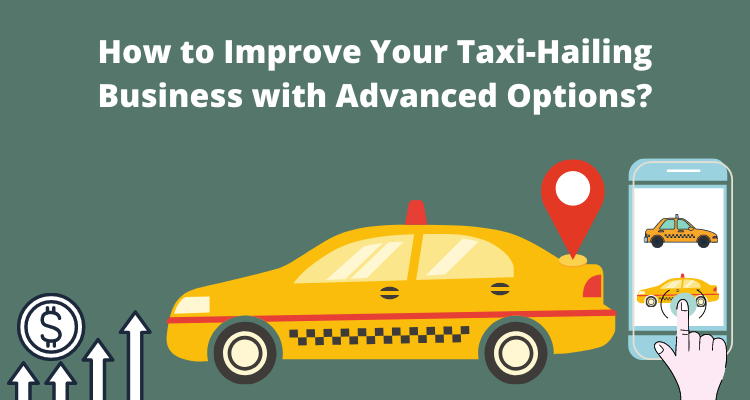 How to Improve Your Taxi-Hailing Business with Advanced Options?